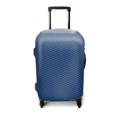 Luggage Cover (Blue)