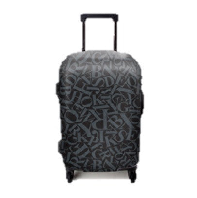 Luggage Cover (Letters)