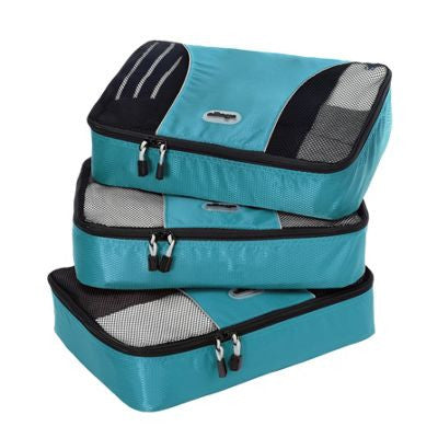 Medium Packing Cubes - 3pc Set