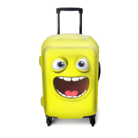 Luggage Cover (Scream)