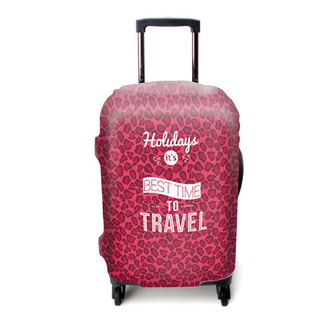 Luggage Cover (Holiday)
