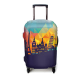 Luggage Cover (Famous Landmarks)