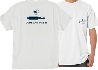 Come and Take it WILD HOG - Comfort Colors Pocket-T