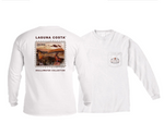 "TX-005 ""Behold the Redfish"" Comfort Colors Long Sleeve Pocket T-Shirt"