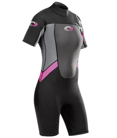 Ladies Osprey Origin Shorty Wetsuit