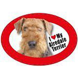 Airedale Dog Manget