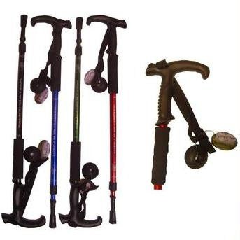 Alloy Telescopic Walking Stick