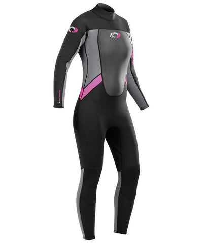 Girls Osprey Origin Full Length Wetsuit