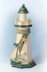 Wooden Lighthouse (Design C)