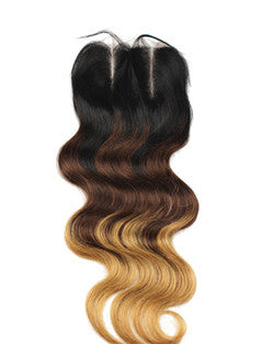 Virgin Remy Human Hair Lace Closures 4*4