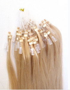 Micro Ring Virgin Human Hair Extensions