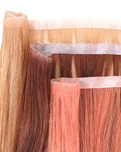PU Tape Skin Weft Hair Extensions