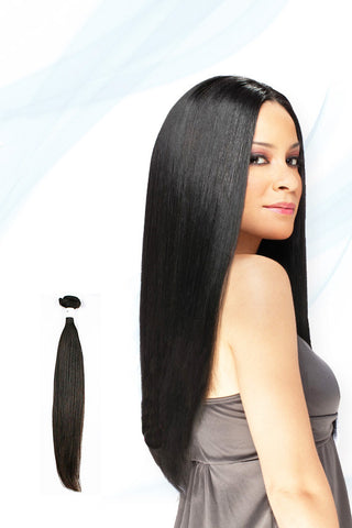 Virgin Human Hair Straight Hair Weave