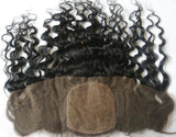 Closure - Color 33# Virgin Hair Lace Frontal 13''x4'' With Dark Root