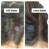 Closure - Dark Root & Blonde 4*4 Body Wave Lace Closure
