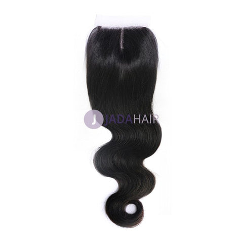 Closure - Middle Part Closure 4*4 Body Wave Closure