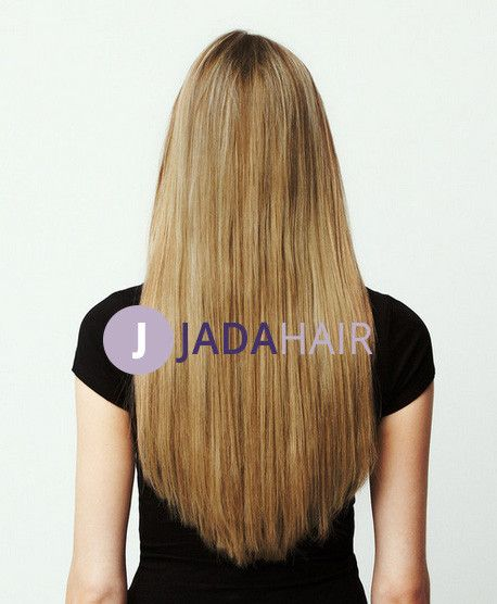 Hair Extension - 26 Inch 160 Gram 10 Pieces Clip In Human Hair Extensions