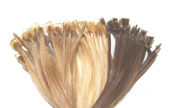 I-TIP - Flat-TIP Fushion Virgin Human Hair Extensions