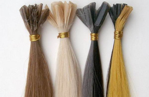 I-TIP - U-TIP Pro Bonded Fushion Human Hair Extensions