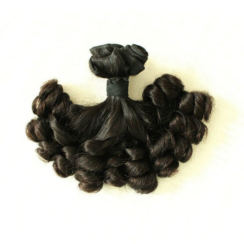Weave - 100% Virgin Human Hair Double Draw Funmi Hair Style