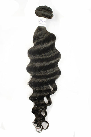 Weave - Deep Curly Virgin Human Hair Weave
