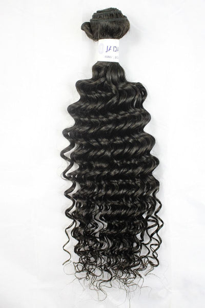Deep Wave Virgin Human Hair Weave