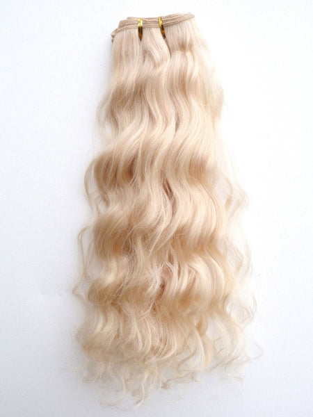 Weave - Double Drawn, European Virgin Remy Human Hair Weave