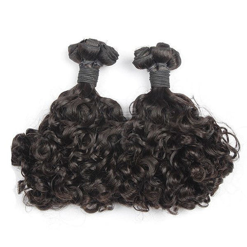 Weave - Funmi Hairstyle Remi Human Hair Weave