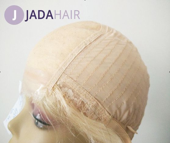 Wig - Highlight Color Jewish Hair Wig Types Monofilament Cap