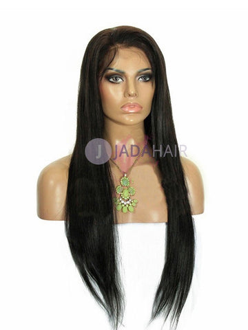 Wig - Lace Front Wigs With Straight Hairstyle