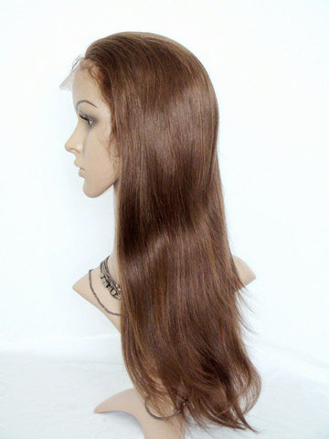 Wig - Straight Virgin Human Hair Wig