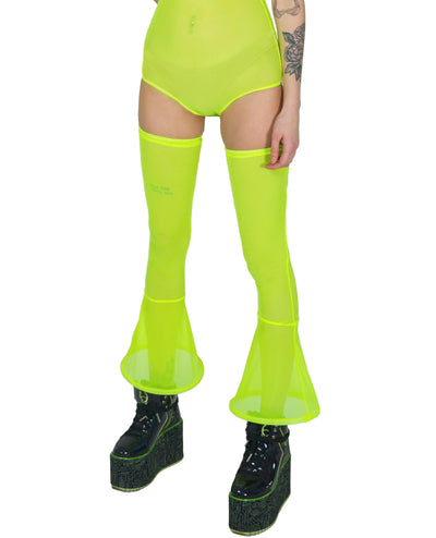 MESH CAGE HOLDUPS by Cyberdog - Rave clothing, festival fashion & clubwear.