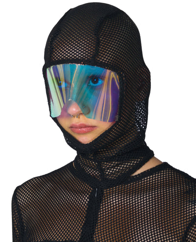PEEKA BALACLAVA by Cyberdog - Rave clothing, festival fashion & clubwear.