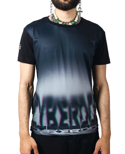 DIGITAL S/S 3D TEXT by Cyberdog London.