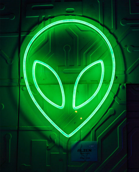 alien neon light � cyberdog