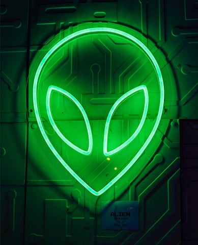 ALIEN NEON LIGHT