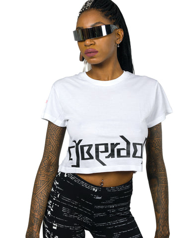 AMBIGRAM EASY CROP TEE