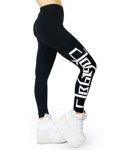 AMBIGRAM LEGGINGS