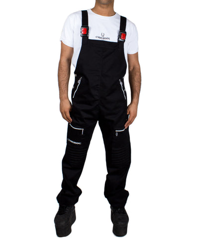 APOLLO DUNGAREES by Cyberdog - Rave clothing, festival fashion & clubwear.