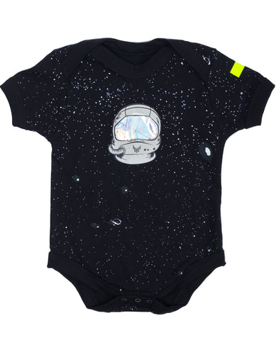 BABY GROW SPACE HELMET