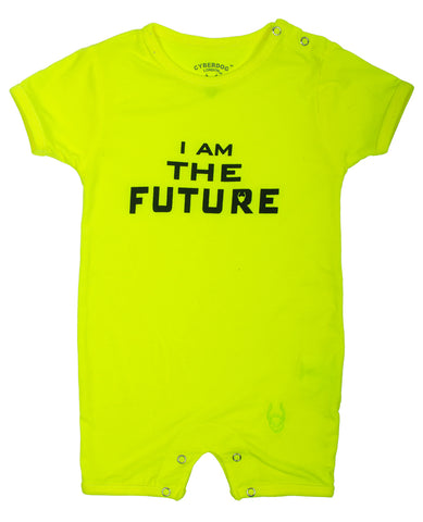 BABY ONESIES I AM THE FUTURE