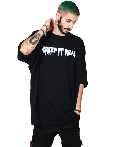 OVERSIZE S/S CREEP IT REAL