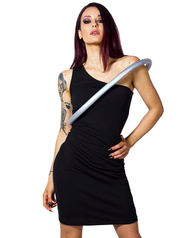 CROSS SPACE RING DRESS