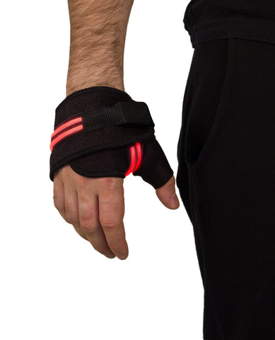 DOUBLE LINE LED GLOVE