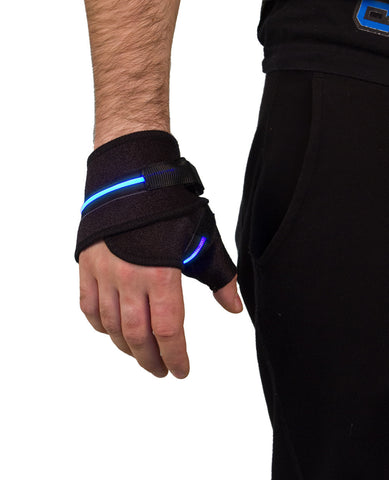 SINGLE LINE LED GLOVE