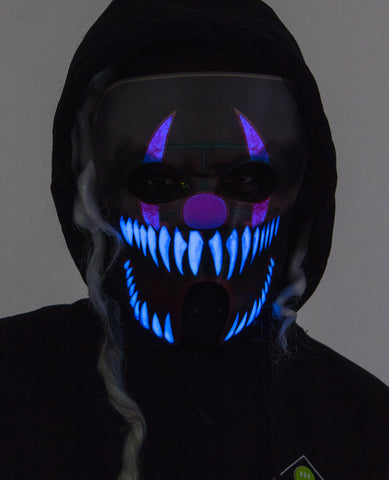 CYBERWISE LIGHT UP MASK