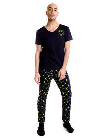 HAPPY RAVER PYJAMAS SET