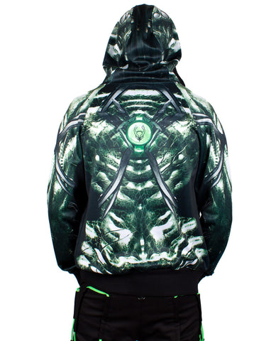 ALIEN DIGITAL HOODY