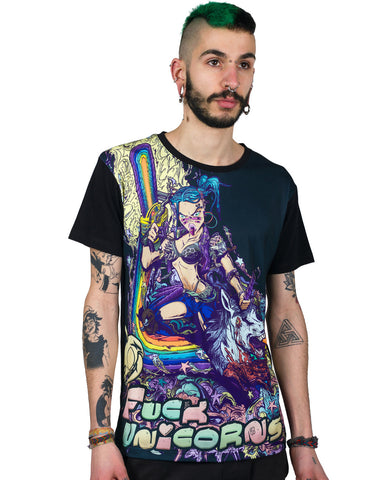 DIGITAL S/S F**K UNICORNS