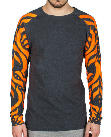 MENS DISTORTION TOP